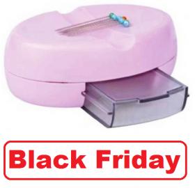 Porta alfinete magn tico rosa com gaveta black friday - Black friday porta di roma ...